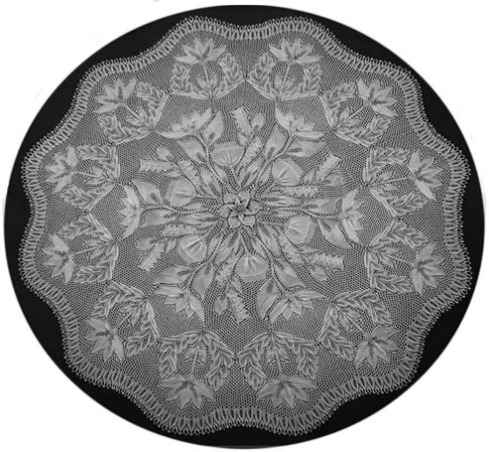 Most proud-Niebling doily in tatting thread - Media - Knitting Daily