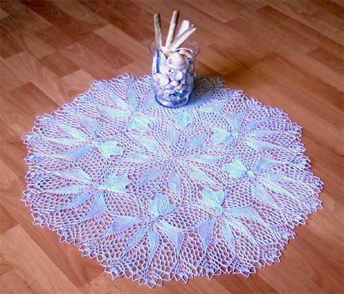 Free Crochet Pattern Orchidee : Orchidee Doilyheads Blog